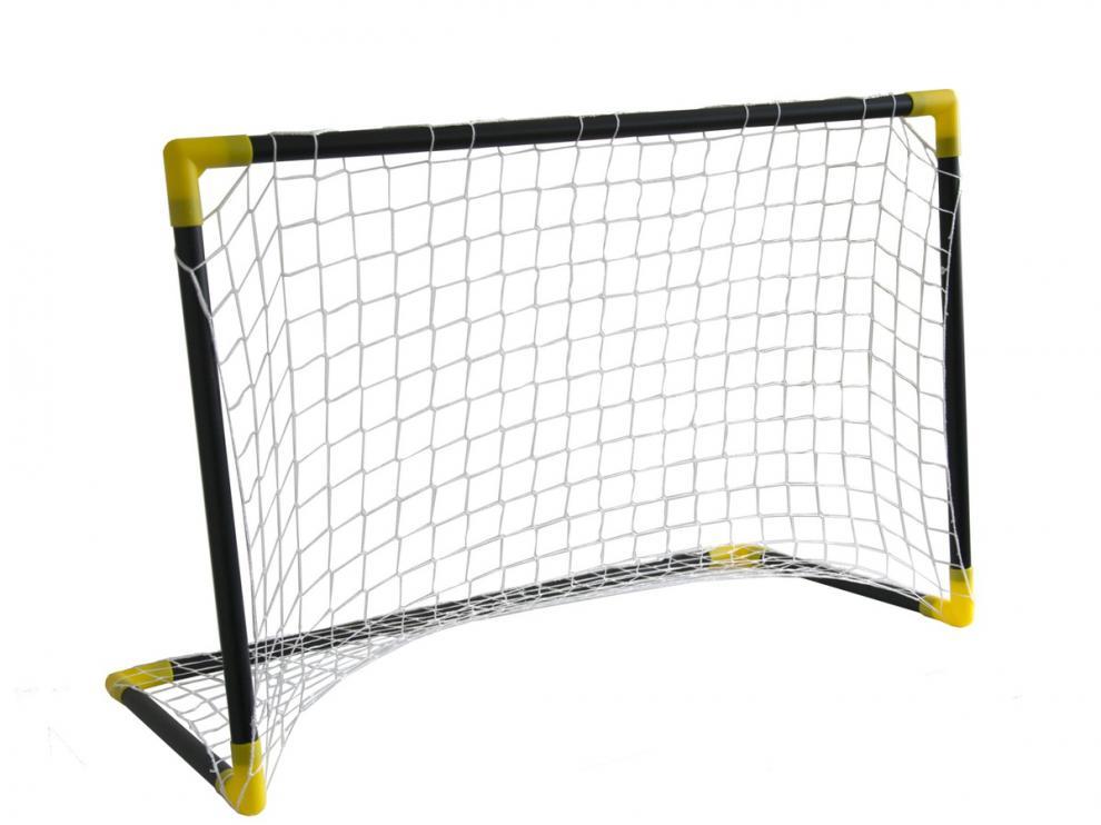 Fotbalová branka skládací SET 91x61x45 cm