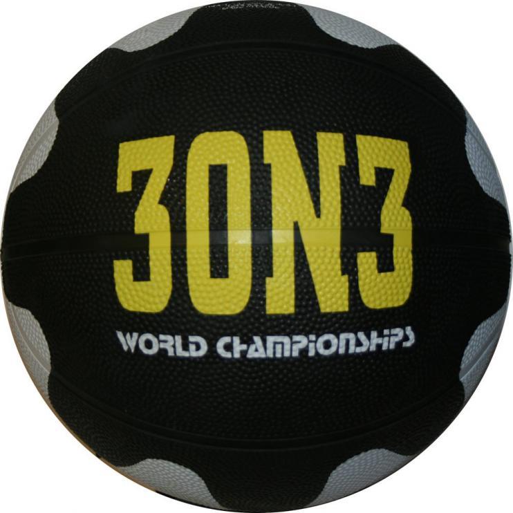 Míč basket SEDCO - 3on3  s potiskem - 5