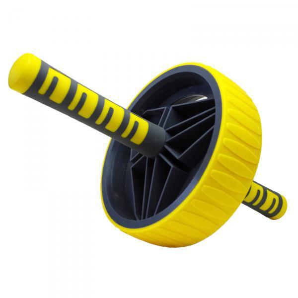 Posilovací kolečko AB roller Pro New Sedco žluté
