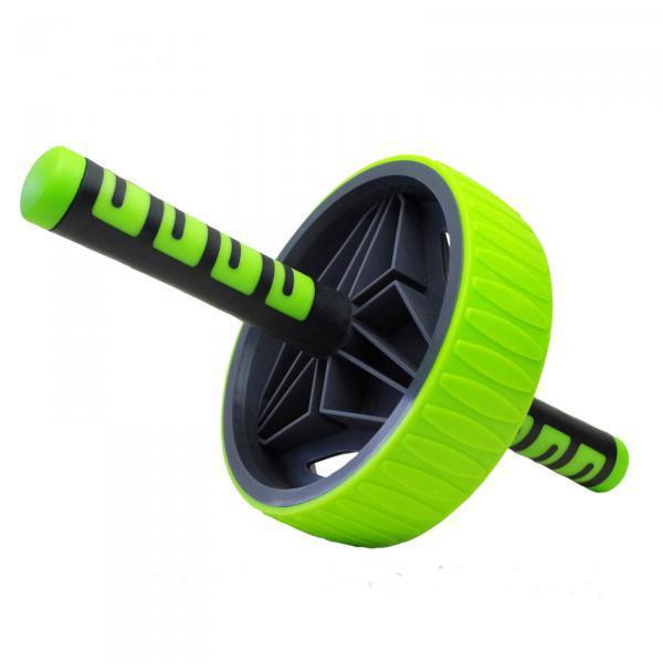 Posilovací kolečko AB roller Pro New Sedco zelené
