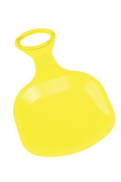 Klouzák BINGO Plastkon 43x35,5x0,4 cm-žlutá