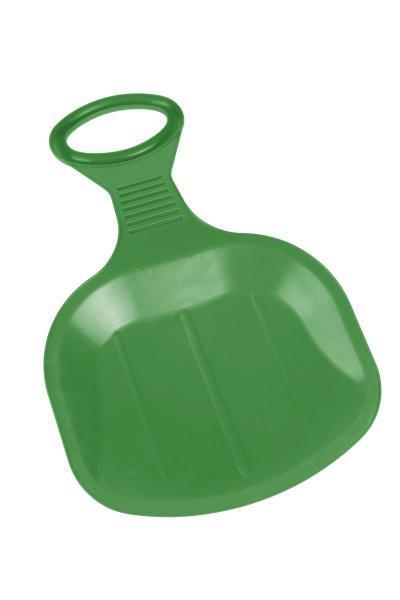 Klouzák BINGO Plastkon 43x35,5x0,4 cm-zelená
