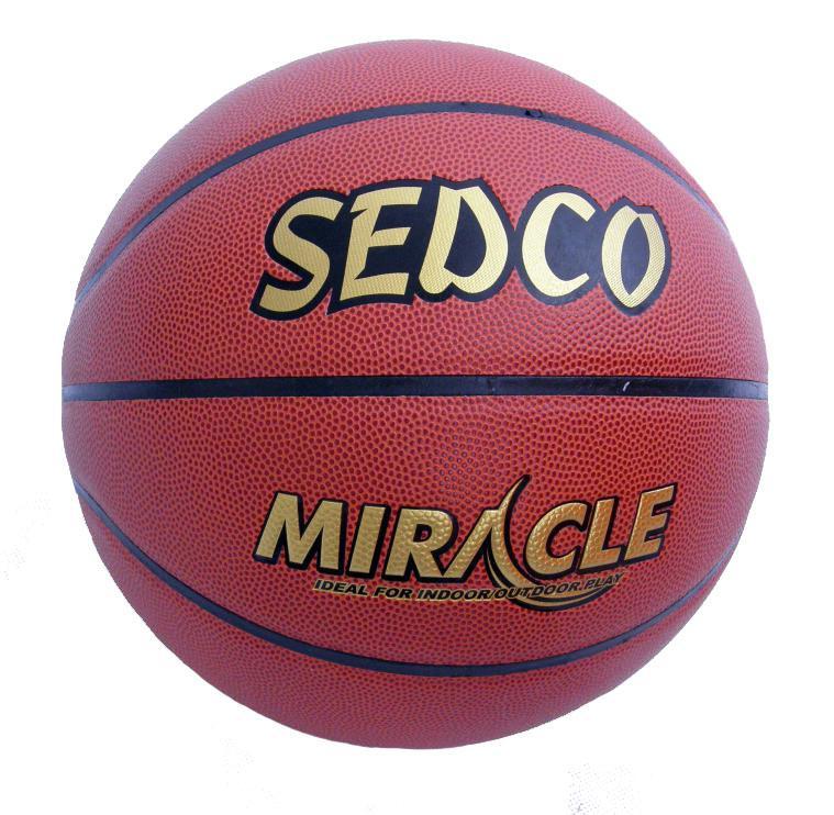 Míč basket SEDCO MIRACLE - 7 DOPRODEJ