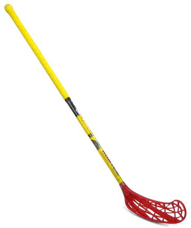 Florbal hůl HUNTER IFF UNIHOC délka 100 cm pravá
