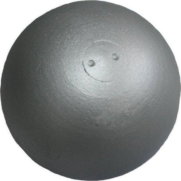 Koule atletická - TRAINING 6 kg dovažovaná SEDCO stříbrná