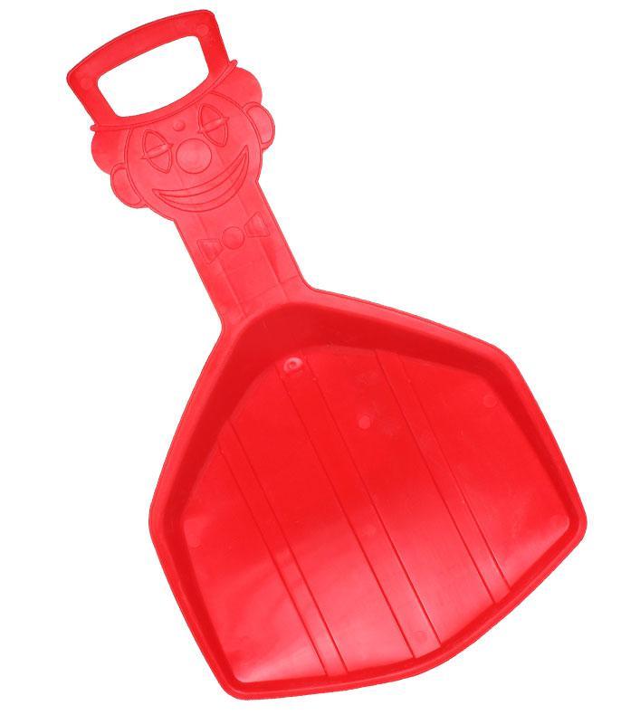 Klouzák KLAUN PLASTKON červený 33x56x4,5cm