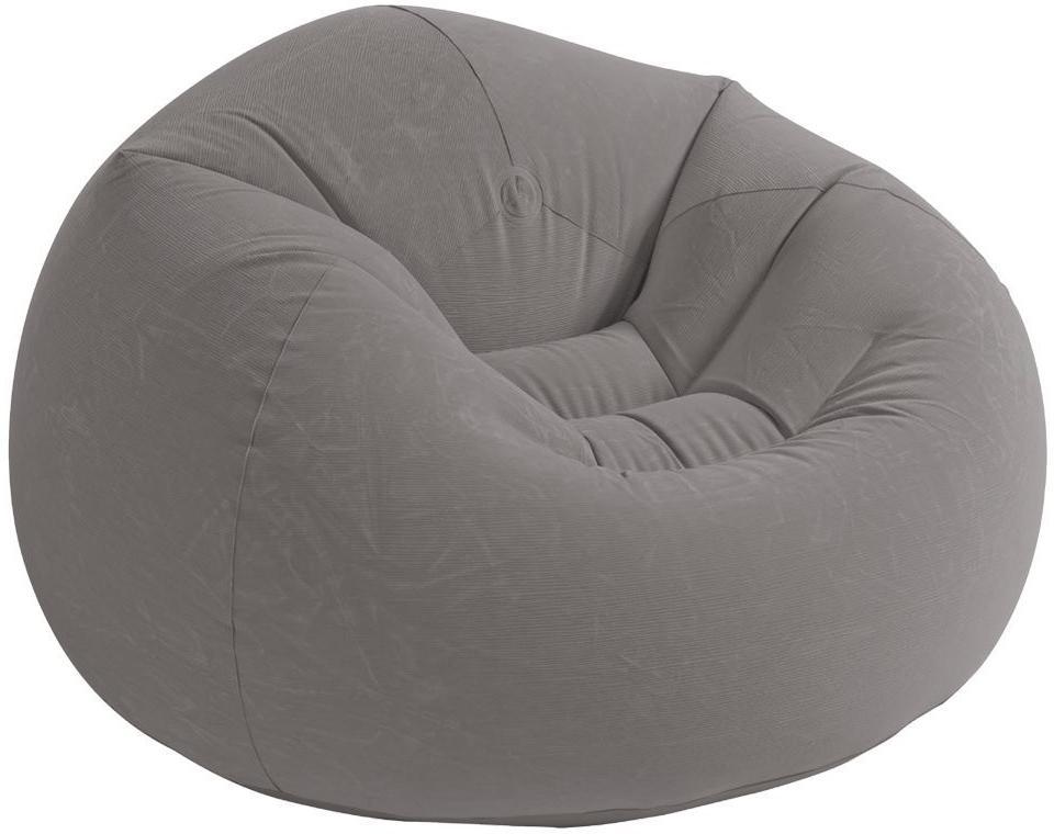 Nafukovací křeslo Intex Beanless Bag Chair