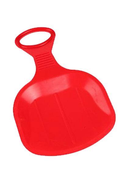 Klouzák BINGO Plastkon 43x35,5x0,4 cm-červená