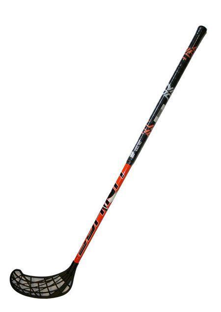 Florbal hůl Unihoc REACTOR 32 neon 96cm