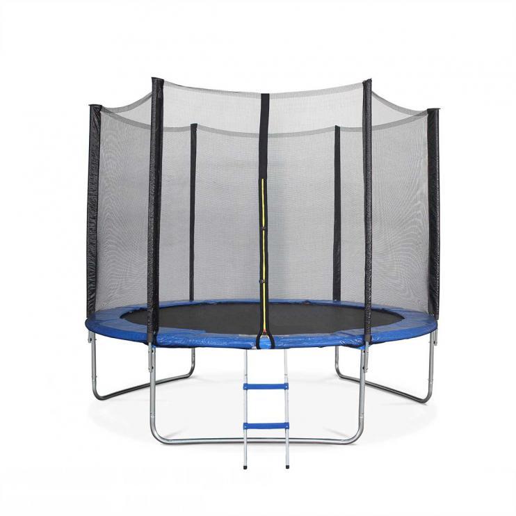 Trampolína SEDCO ECO 244 cm + síť a žebřík v ceně