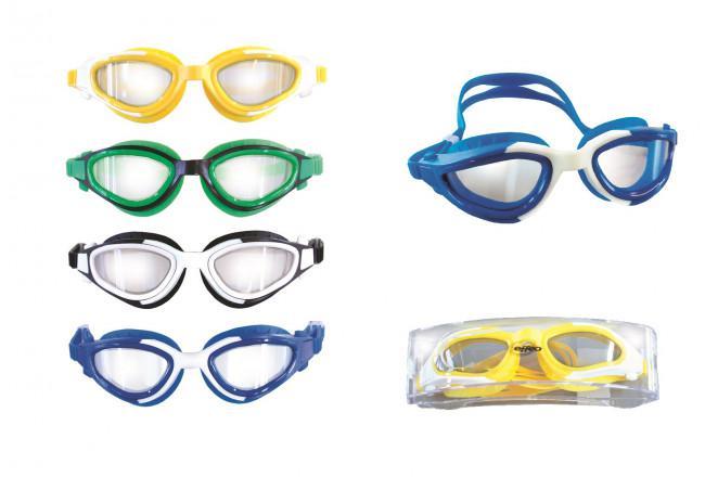 Plavecké brýle EFFEA SILICON 2619