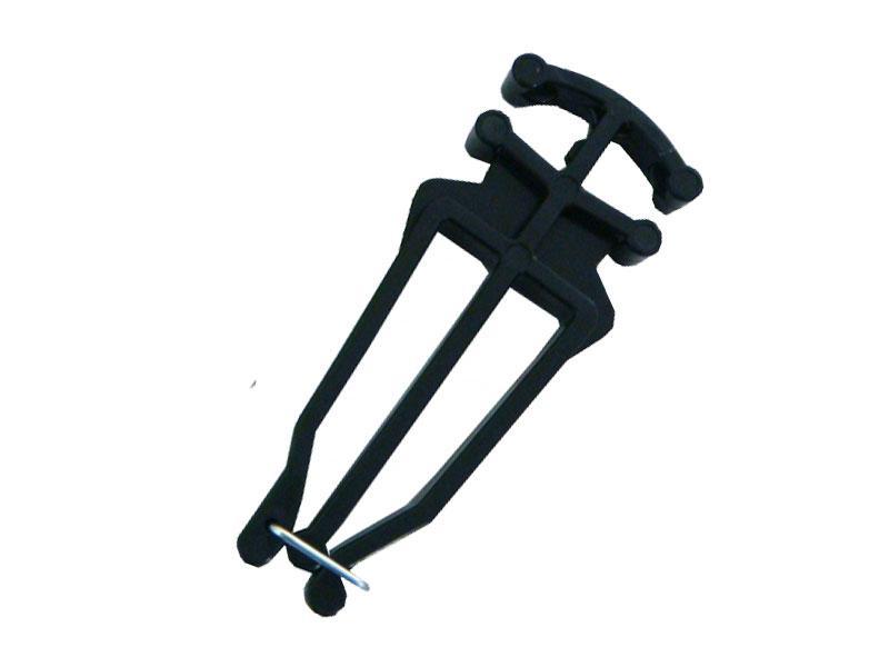 Nosič běžek Sedco černý  5,3 x 13,5 x 1,3 cm