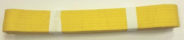 Pásek ke kimonu JUDO EFFEA 2  žlutý