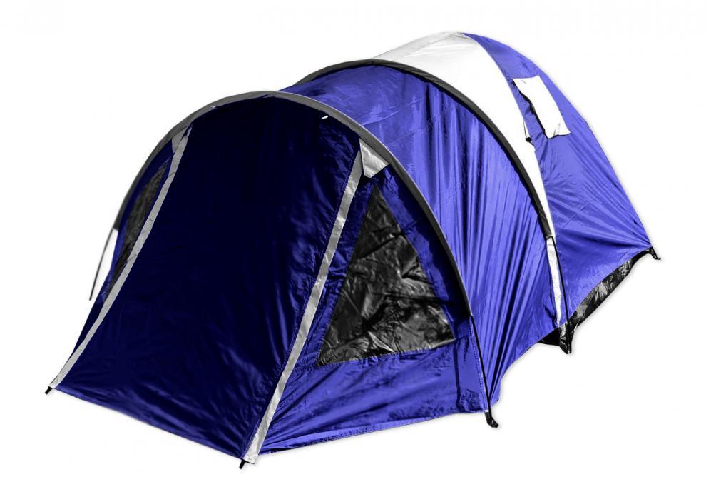 Stan Sedco Horizont 4 pro čtyři osoby - modrý