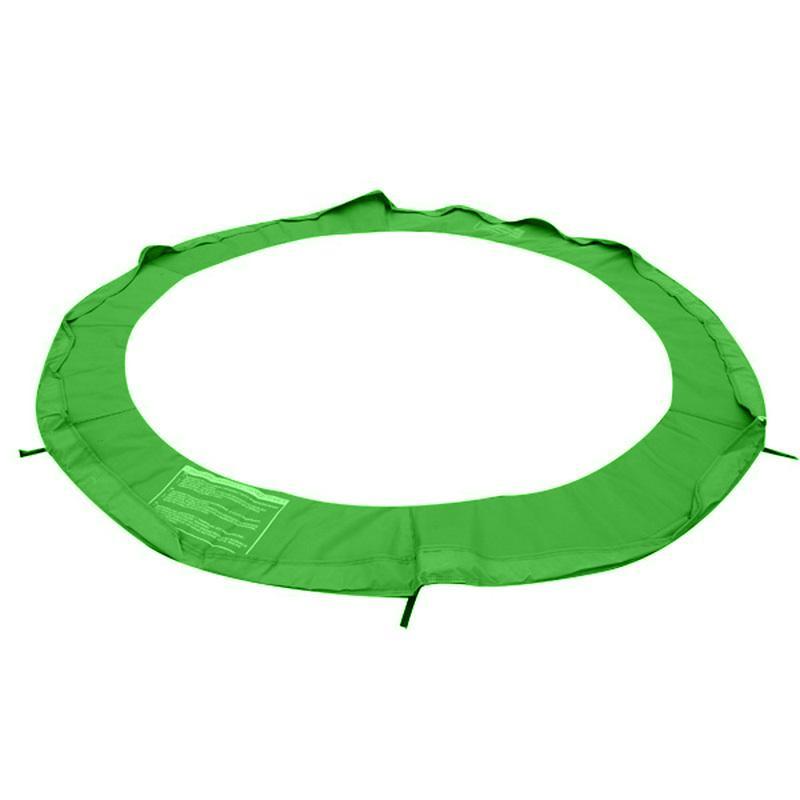 Kryt pružin , ochranný límec Potah na trampolínu 396 cm-zelená