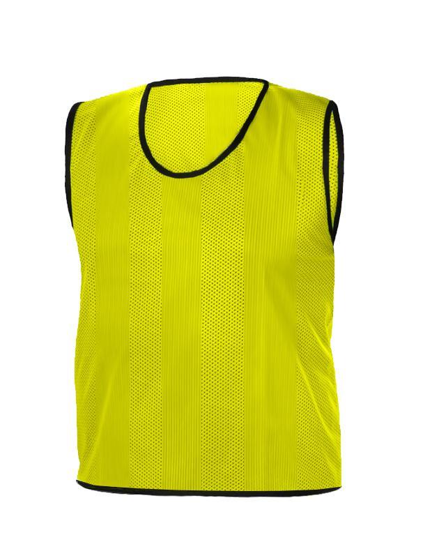 Rozlišovací dresy STRIPS ŽLUTÁ RICHMORAL velikost S