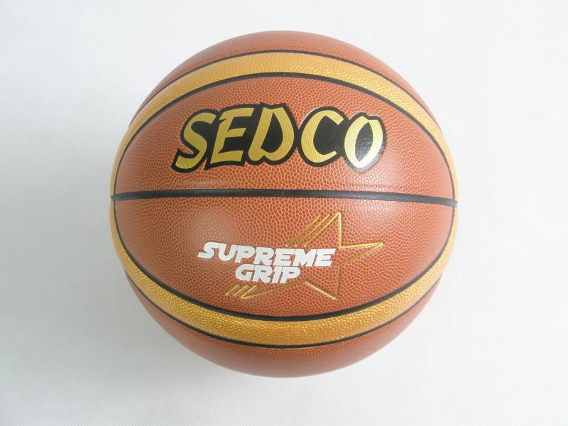 Míč basket SEDCO SUPREMEGRIP 6 AKCE