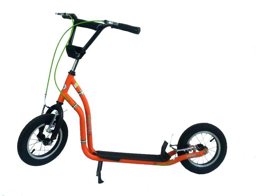 KOLOBĚŽKA SEDCO SPORT HI TEC SX D12 oranžová