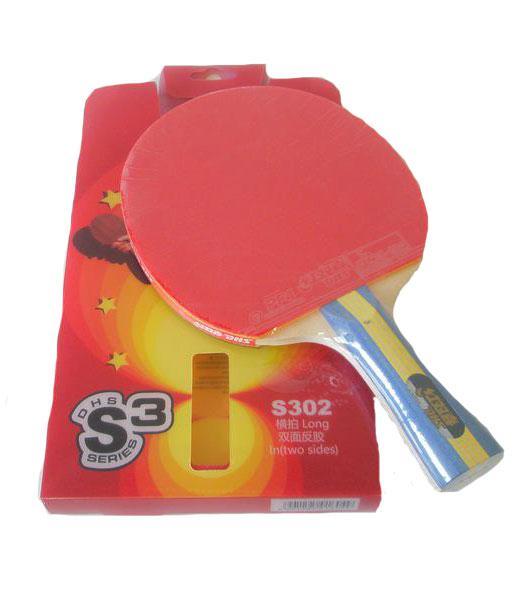 Pálka na stolní tenis DHS S302 AKCE SLEVA