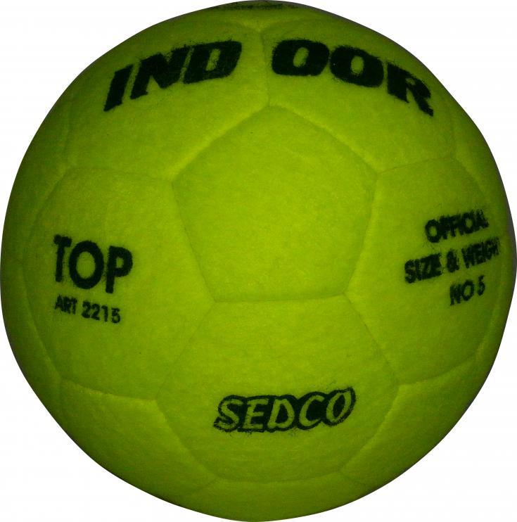 Fotbalový míč halový MELTON FILZ - sálová kopaná vel5