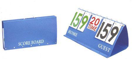 Ukazatel skóre se stojanem 58 SEDCO velikost 57,5x28cm modrý