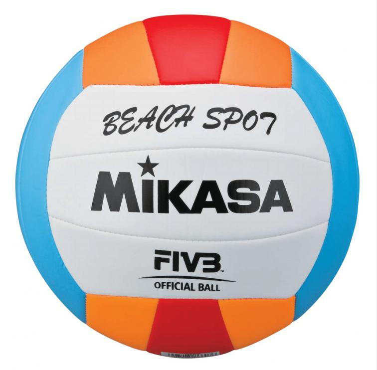26f65443855 Míč beach volejbal VXS BSP MIKASA doprodej