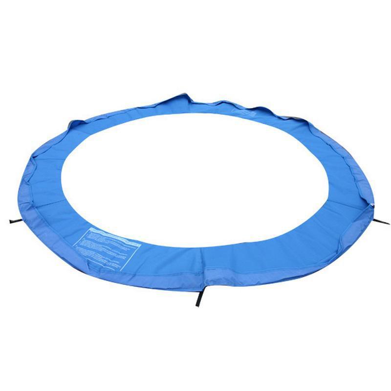 Kryt pružin , ochranný límec Potah na trampolínu 396 cm-modrá