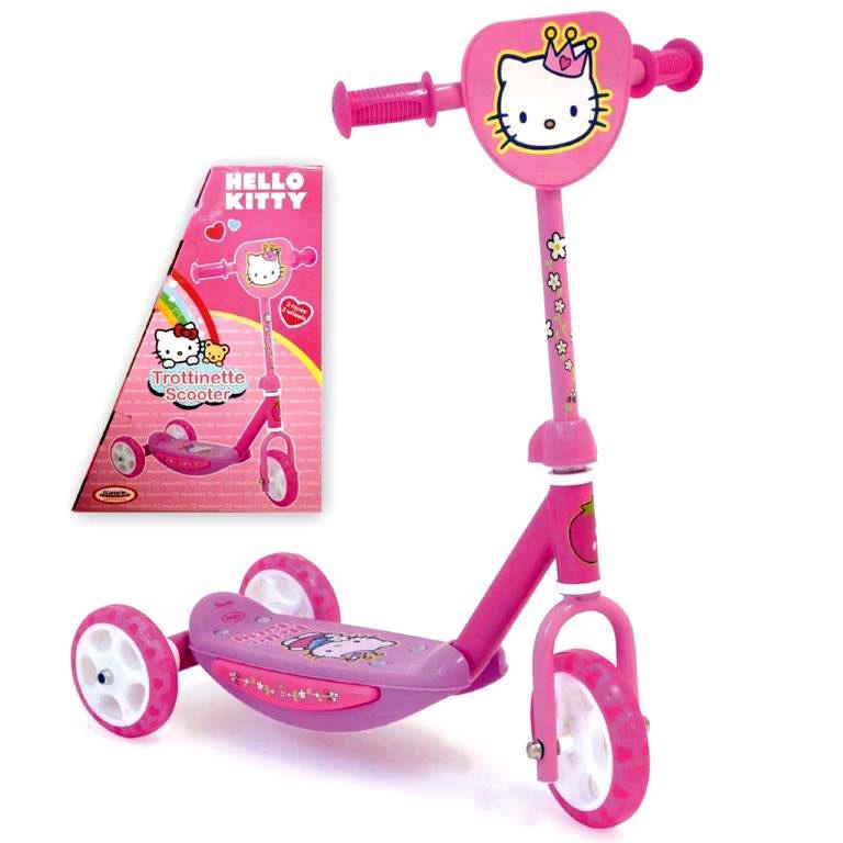 Koloběžka Spartan Hello Kitty 502