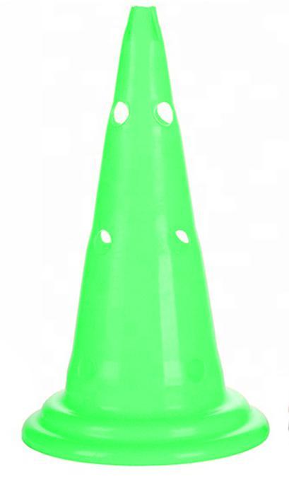 Kužel SEDCO AGILITY TRAINING 50x29.5 cm-zelená