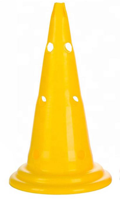 Kužel SEDCO AGILITY TRAINING 50x29.5 cm-žlutá
