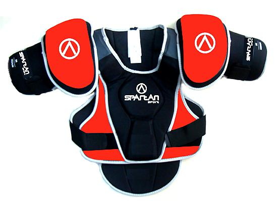 Chránič ramen - vesta -  SPARTAN Junior doprodej