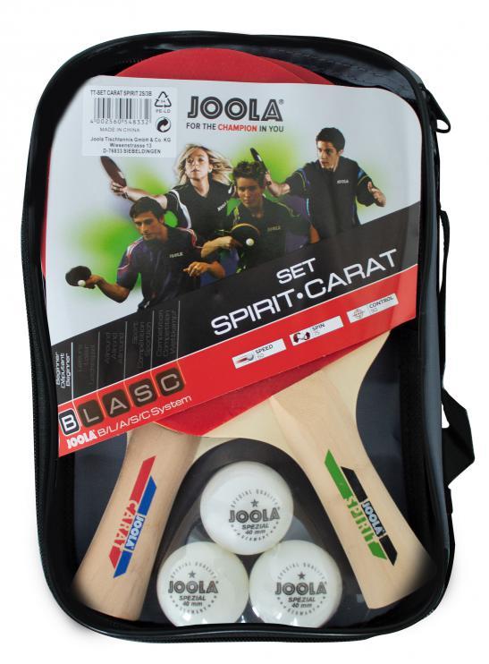 Raketa na stolní tenis SET JOOLA SPIRIT 54833