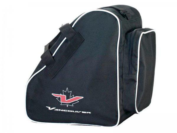 Taška na brusle/lyžáky VANCOUVER černá 40 x 20 x 30 cm