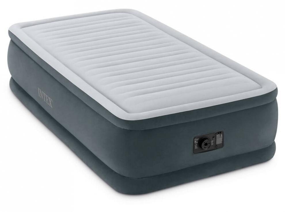 Nafukovací postel INTEX 64412 Comfort TWIN 99 x 191 x 46 cm