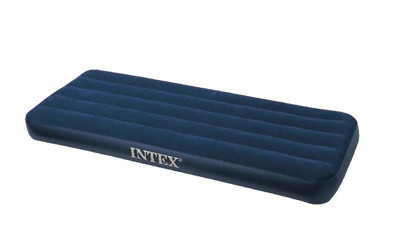 Nafukovací matrace INTEX 68950 CLASSIC DOWNY AIRBED COT 193x76 cm