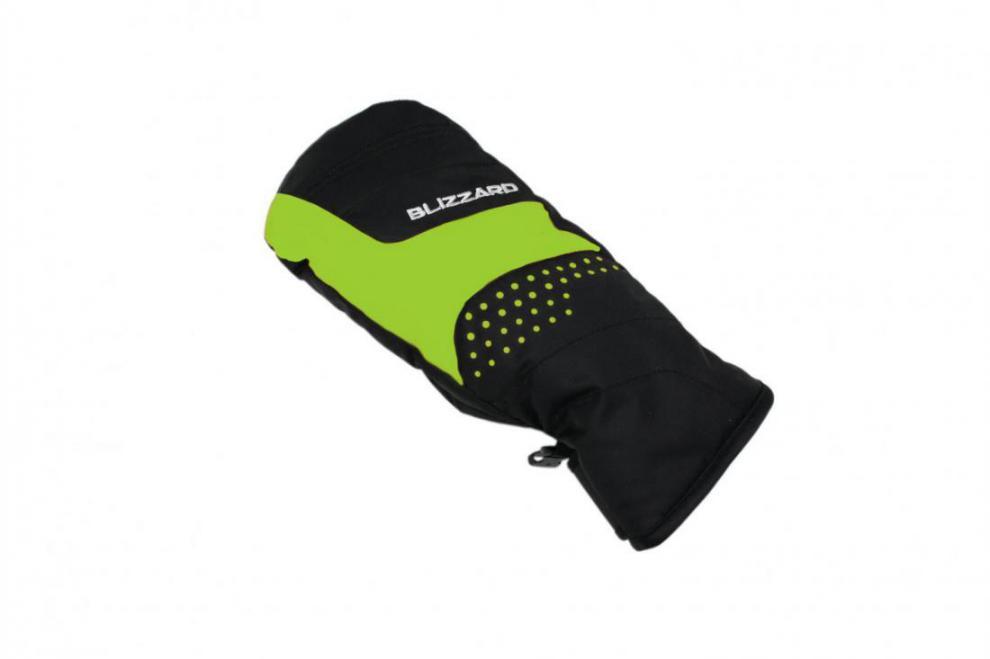 Lyžařské rukavice Blizzard Mitten Junior, Vel.6