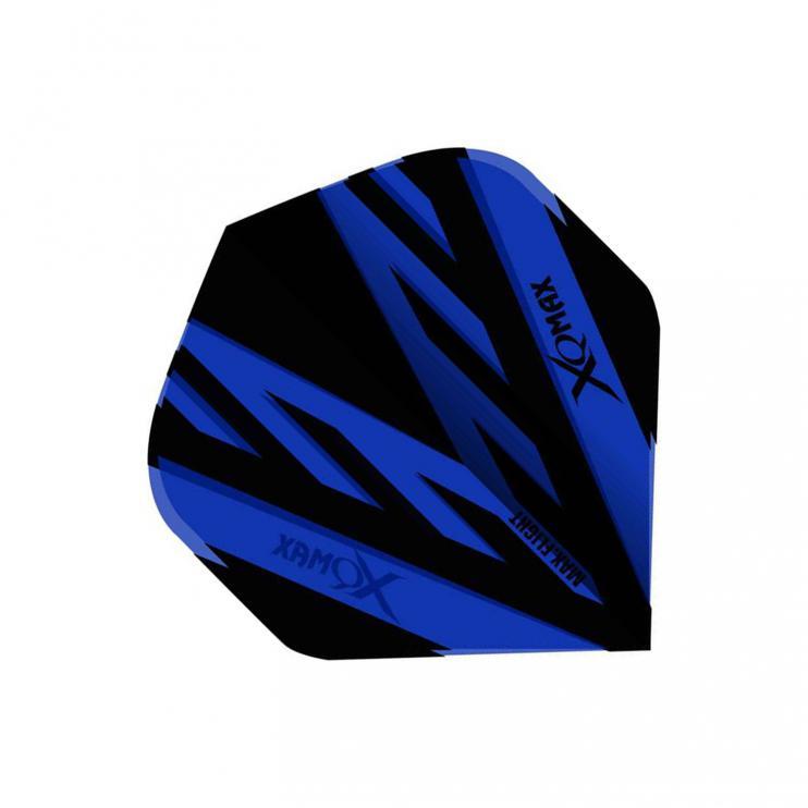 Letky XQ MAX Design PVC LET - Standard A modrá