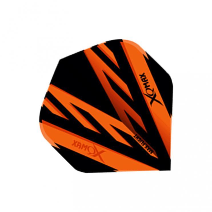 Letky XQ MAX Design PVC LET - Standard A oranžová