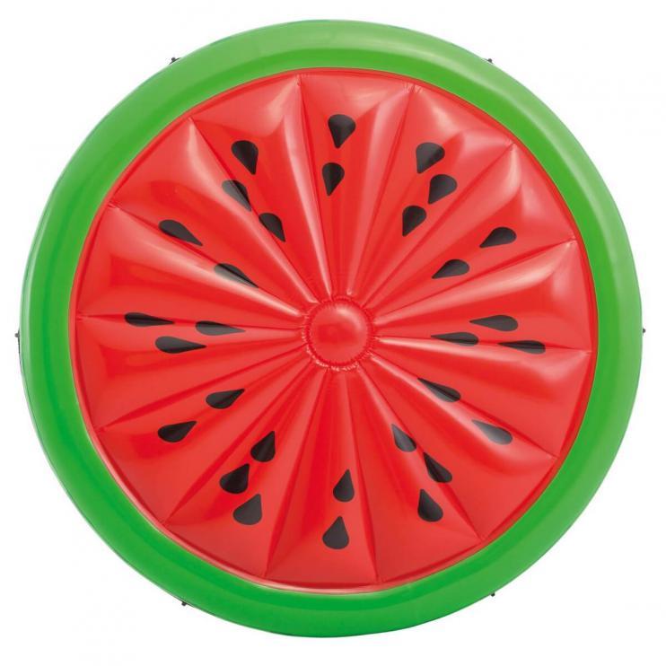 Lehátko nafukovací INTEX 56283 Vodní meloun 183x23 cm