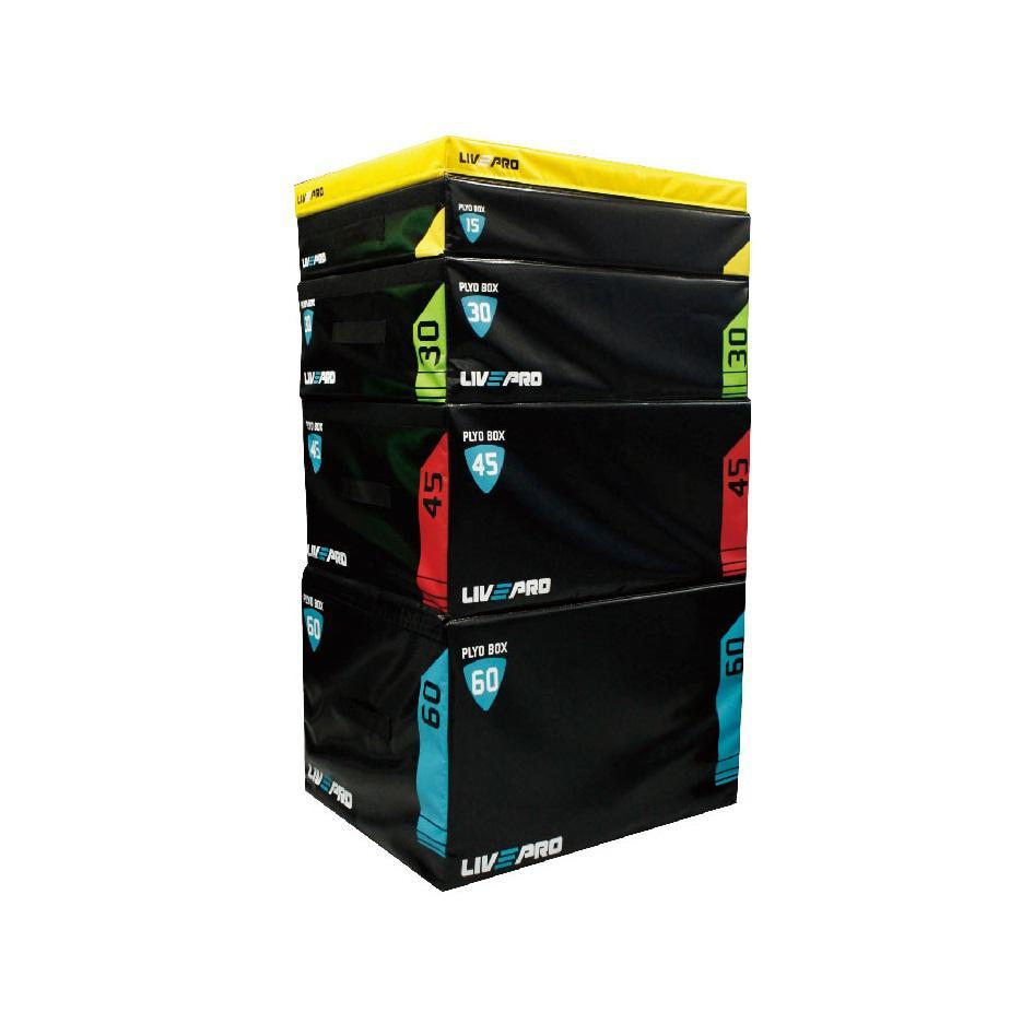 CrossFit Plyo box SOFT - 91x76x60 cm XL