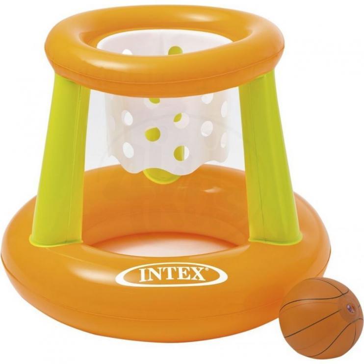 Nafukovací hra do bazénu INTEX 58504 košíková