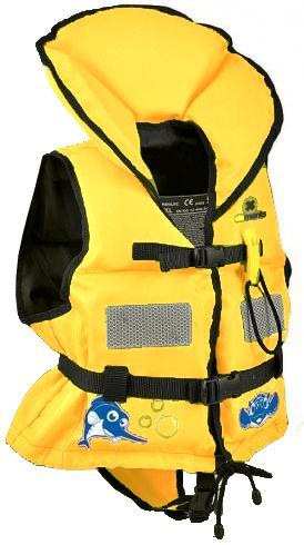 Plovací vesta Baby plus - L-žlutá