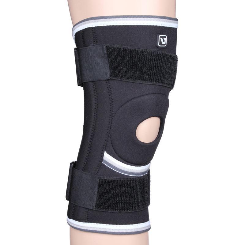 Bandáž na koleno s výztuhou LiveUp UNI