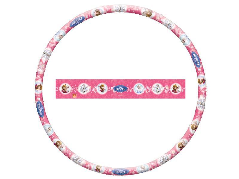 Kruh gymnastický Hula Hoop MONDO 80cm Frozen