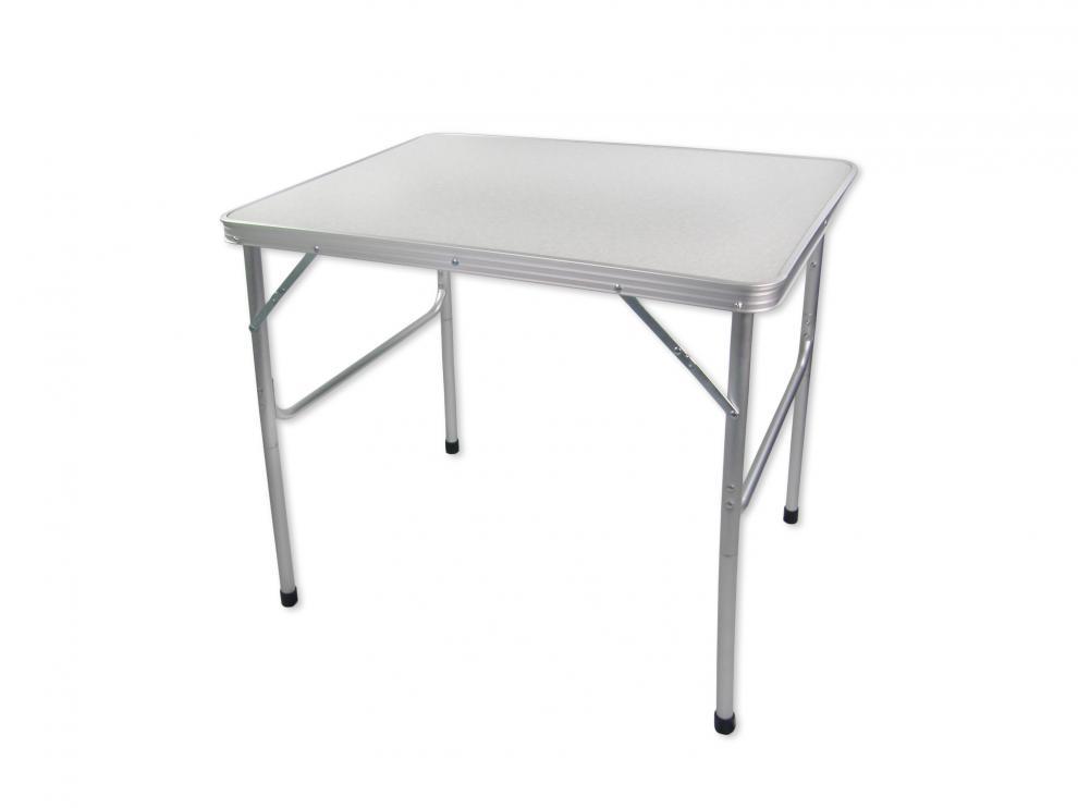 Kempingový skládací přenosný stůl CAMP ALU SEDCO 80x60x70 cm