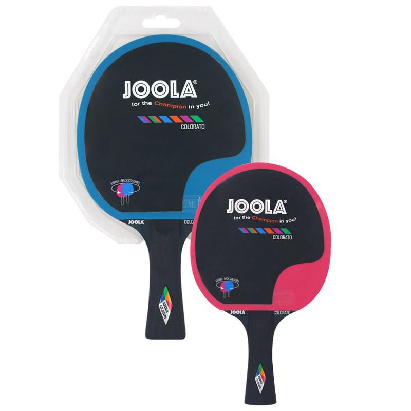 Pálka na stolní tenis JOOLA COLORATO
