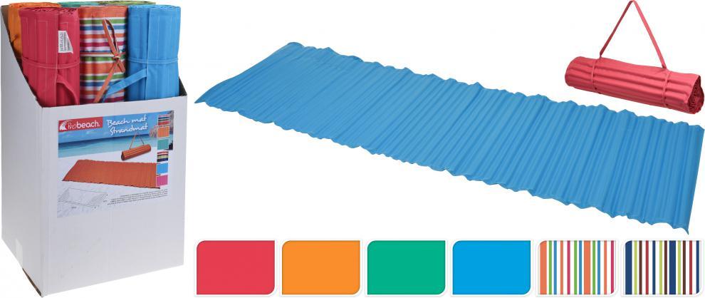 Plážové rolovací lehátko SEDCO PE 180x60 cm