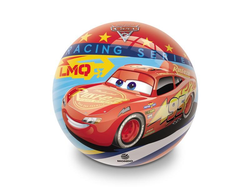 Míč dětský MONDO CARS RED 230