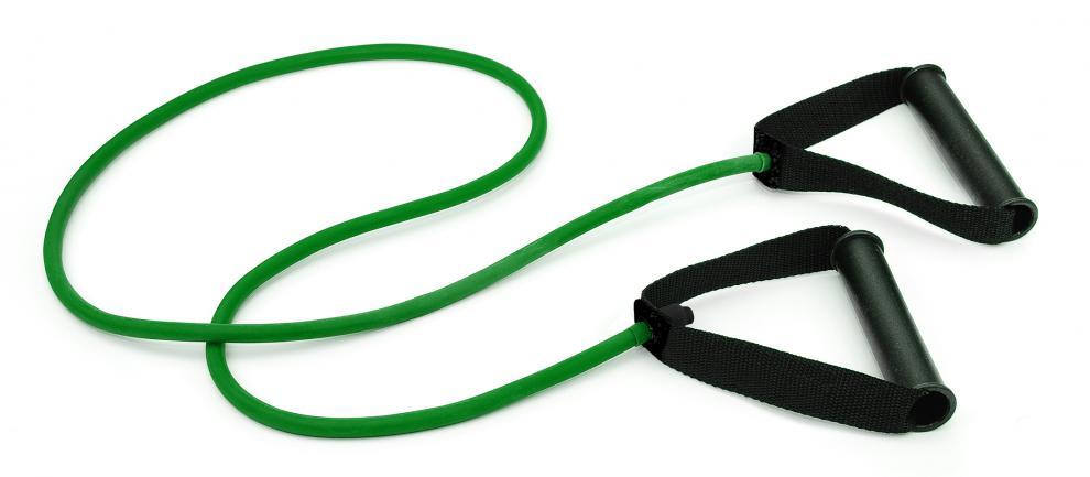 Posilovací expander/guma SEDCO s držadly obtížnost-snadná