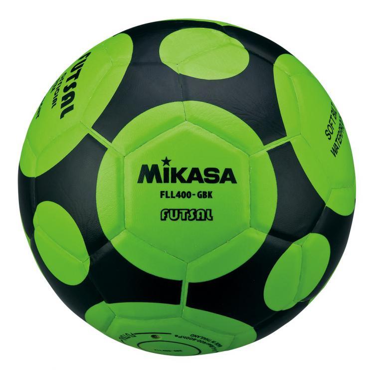 Míč sálová kopaná MIKASA FLL400-GBK